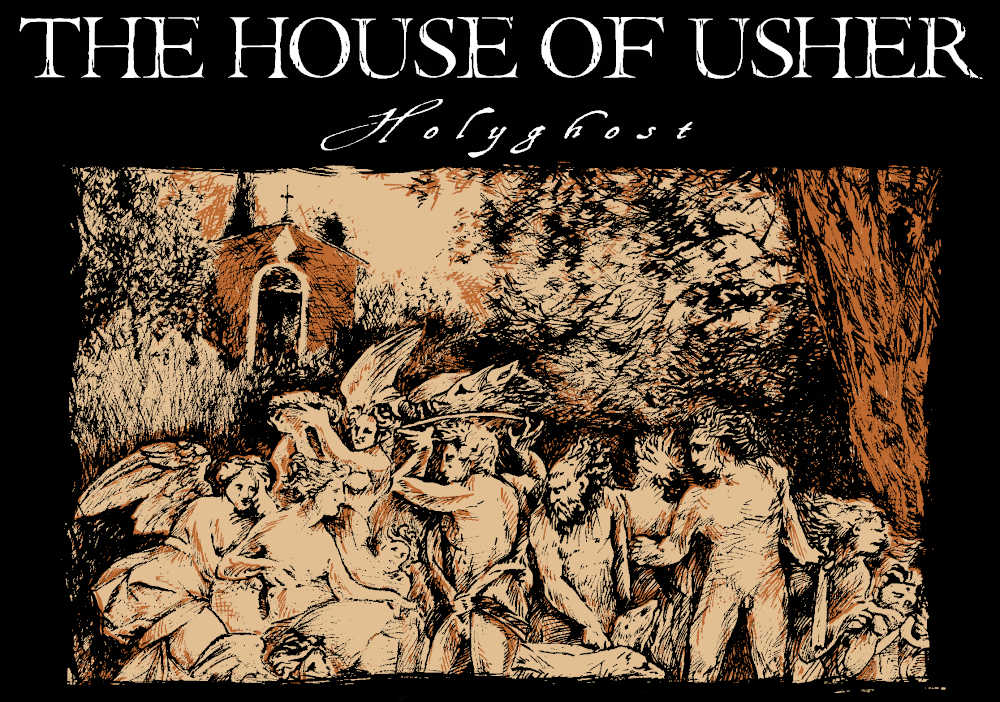 THE HOUSE OF USHER - Holyghost